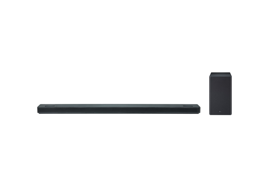 5.1.2 ch High Res Audio Sound Bar w Meridian Technology LG Unveils Its First Smart Speaker Plus New Soundbars