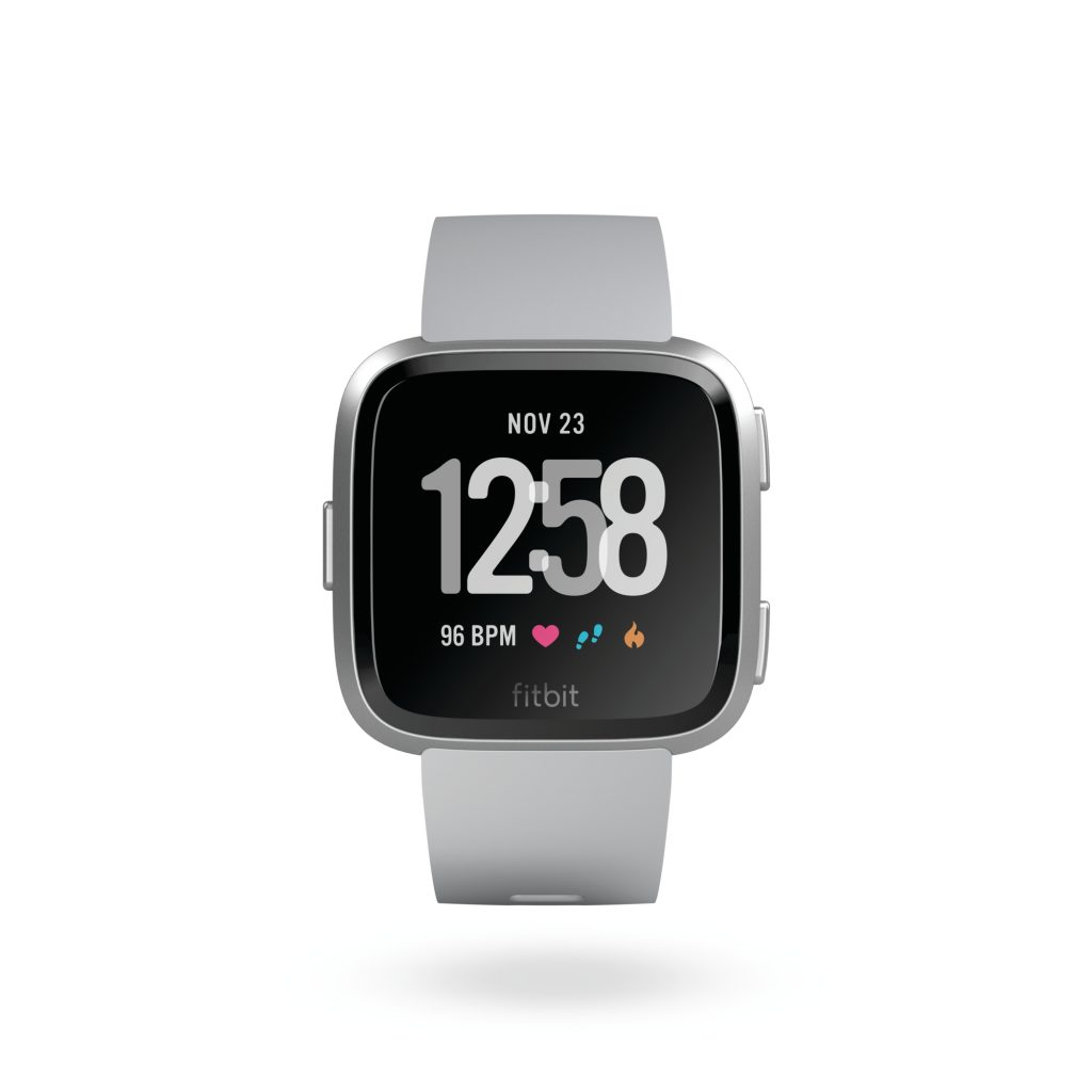%name Fitbit Partnering With Deezer, Aiming For Mass Market With Versa