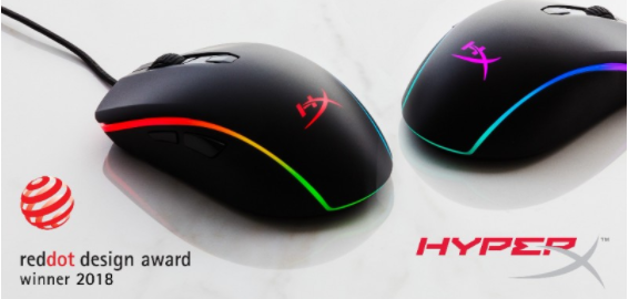 HyperX Gaming House HyperX Takes On Razer With First RGB Gaming Mouse