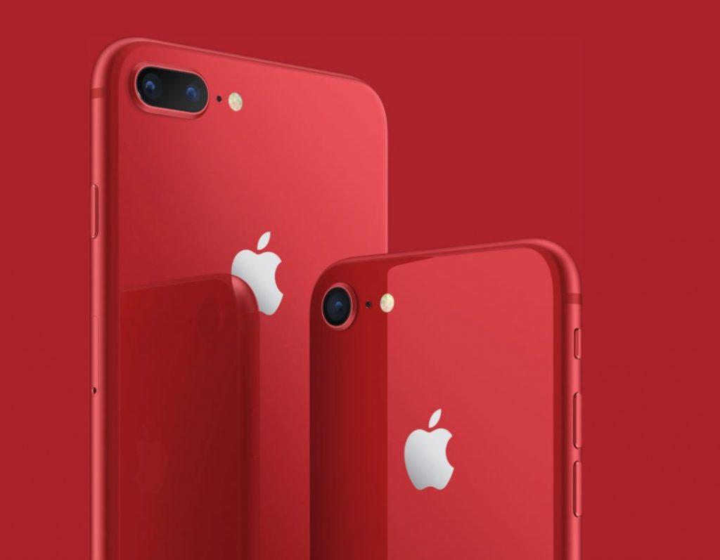 Red iPhone 1024x797 Apple Unlikely To Adopt In Display Readers Soon