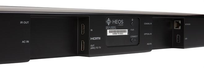 heos home cinema hs2 crop 659x221 Denon Introduces 4K High Res Audio Heos Home Cinema HS2 Soundbar System
