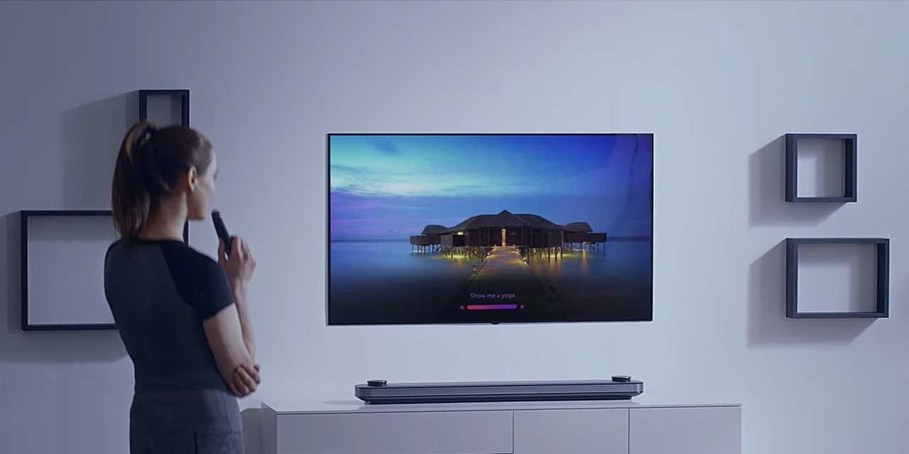 Lg Tv Credentials Stack Up With 2018 Tv Range Channelnews
