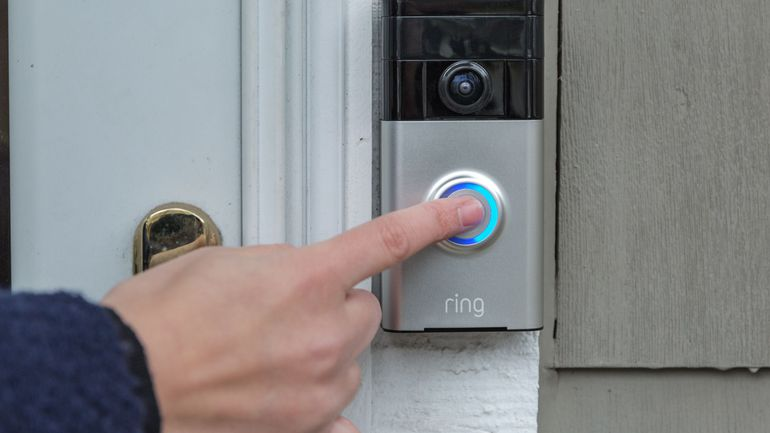 Amazon And Ring Celebrate Acquisition With $99.99 Ring Video Doorbell Deal
