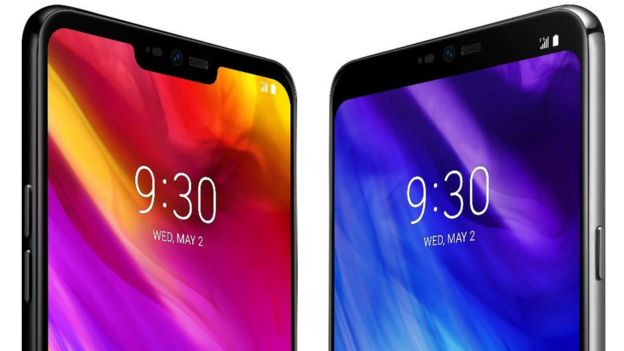 LG Notch LG Reveals Another Cracker Smartphone, But Will It Sell?