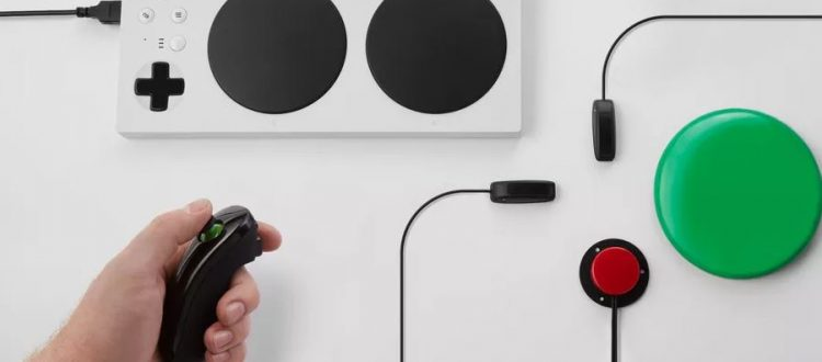 microsoft xbox control 2 750x330 Xbox Adaptive Controller Available From September