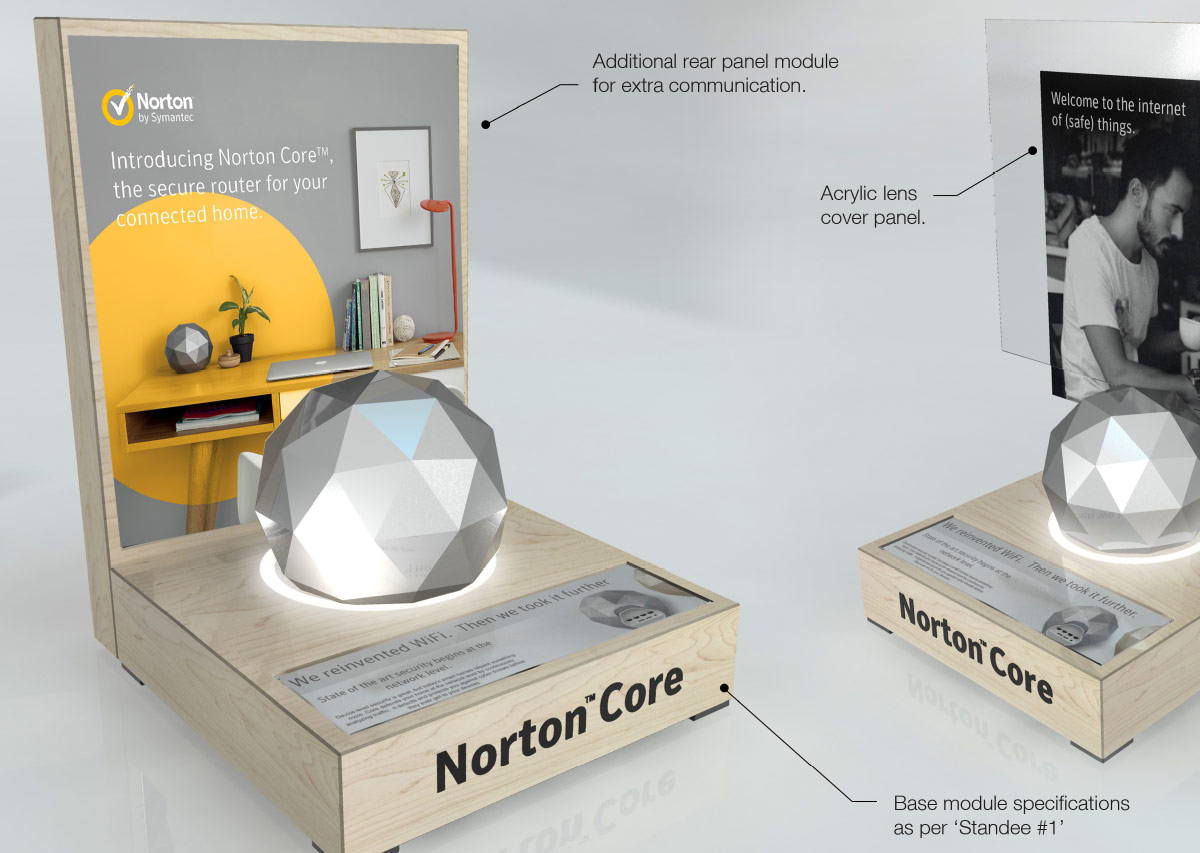 norton core morphosis 2 1 EXCLUSIVE: Norton Axe Dud Core Security Router Worldwide