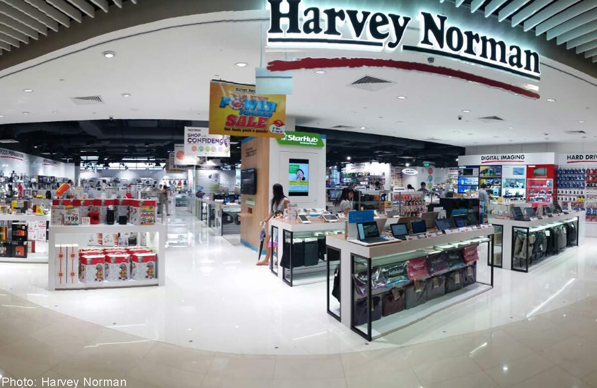 Harvey norman ireland a mess as losses mount channelnews - Harvey norman ireland ...