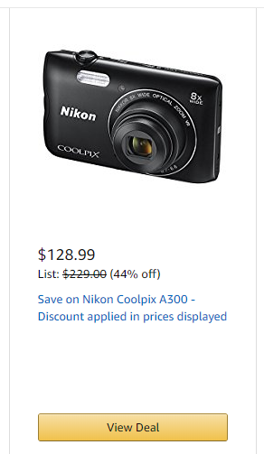 Nikon Amazon Australia Launches EOFY Sale