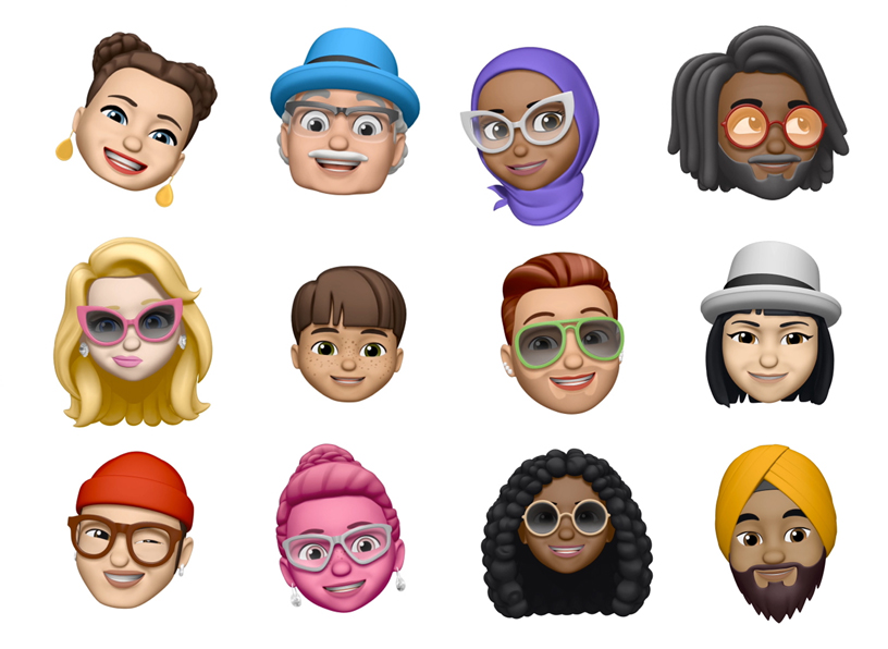ios12 apple memoji 06042018 big.jpg.large  iOS 12 More About Software Tweaks Than New Features