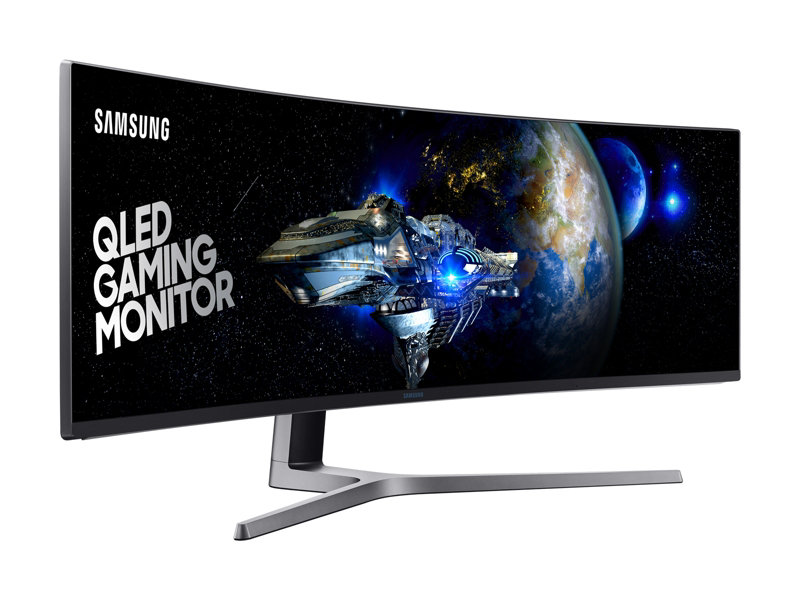 CHG90 NEW 1 Samsung Unveils New Gaming Monitors