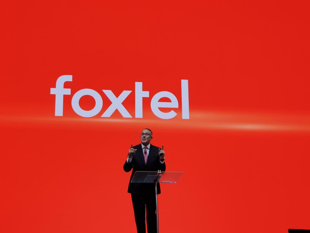 Foxtel Delany Foxtel In Talks With Netflix, As Demand for 4K TV Grows Ahead Of AFL, NRL Season Openers
