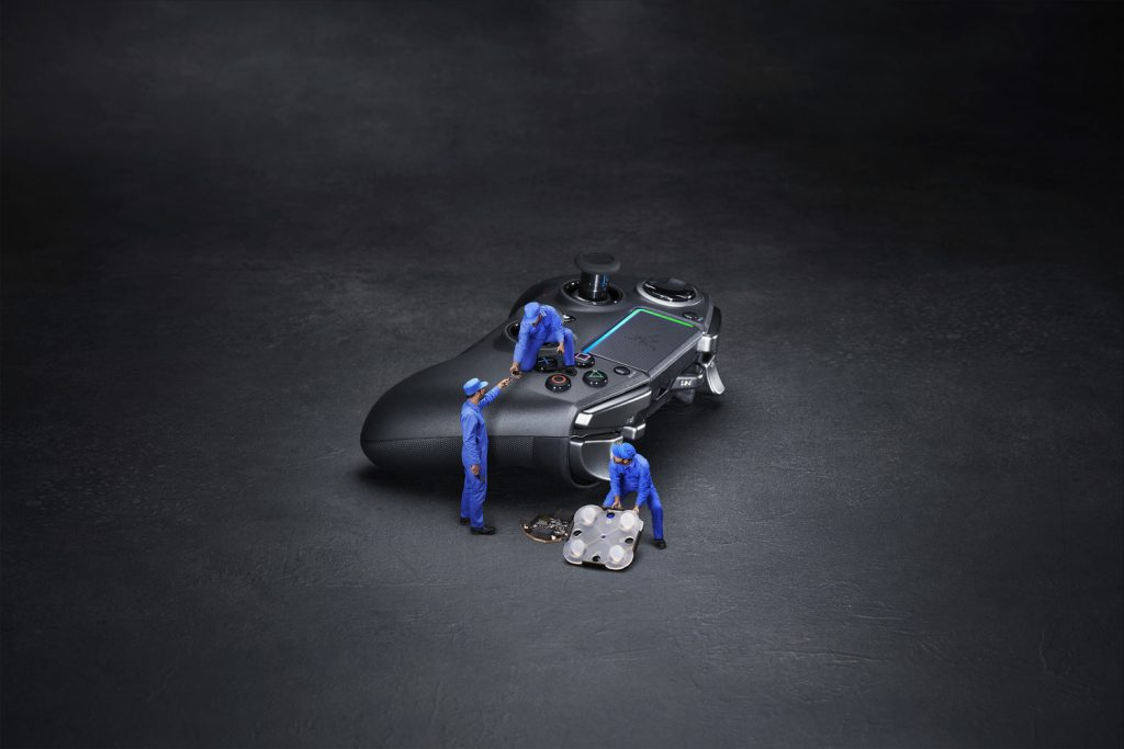Raiju20Ultimate20 tactile20buttons20d620150818 1024x683 Razer Brings Modular Design to PS4 Controllers And Headsets