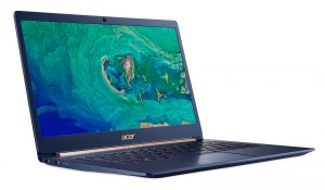 Swift 5 SF514 53T blue 02 300x175 IFA 2018: Acer Launches Worlds Lightest & Thinest Notebooks