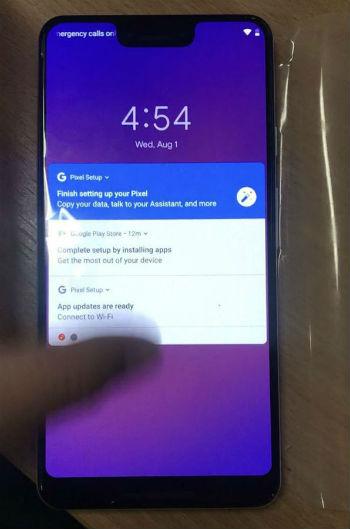 pixel leak 4 1 Pixel 3 XL Unboxing Video Leaked