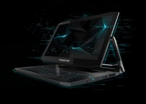 predator triton 900 300x215 Acer Cranks Up PC Gaming Dominance With New Models & Gaming Cockpit
