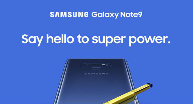 Leaked video shows the Galaxy Note9 from every angle, reveals 512GB version