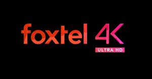Foxtel 4K TV 300x157 Foxtel Launch Oz First 4K LIVE NRL & AFL