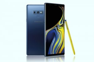 samsung note 9 300x199 Rumoured 50W Charging For Galaxy Note 10