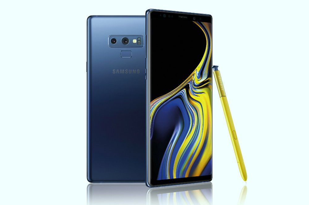samsung note 9 Galaxy Note 10 Tipped To Ditch Headphone Jack, No Buttons