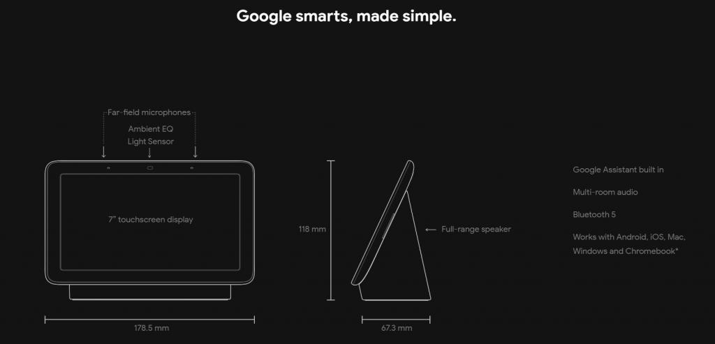 Google Assist 1024x493 Google Home Hub Lands Down Under