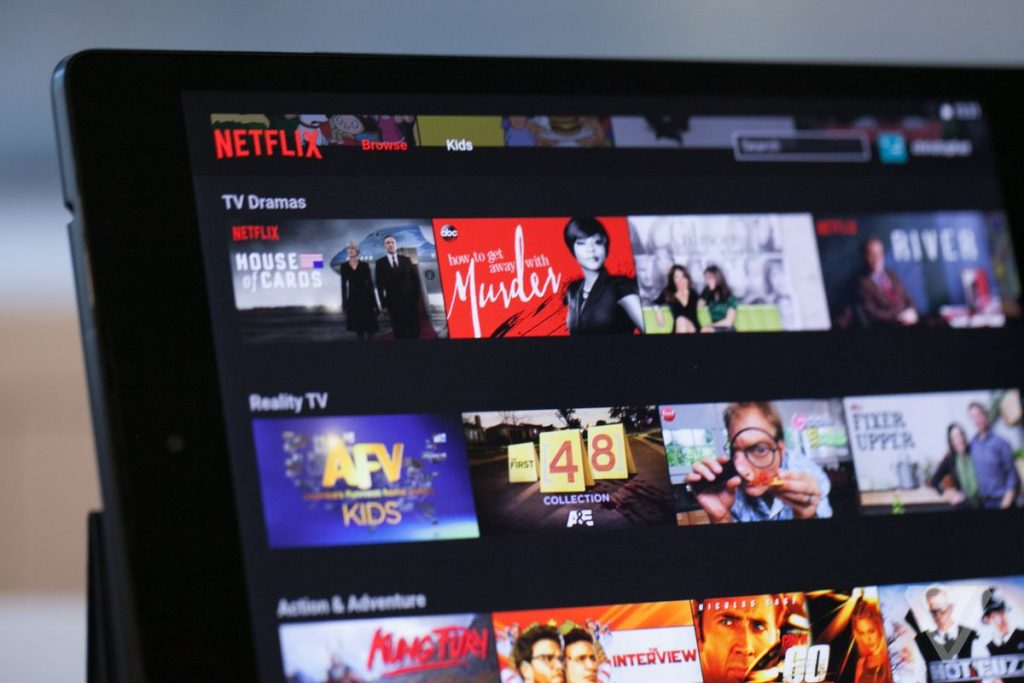 Netflix stock Nov2015 3.0.0 Apple Streaming TV Service To Release Globally Next Year