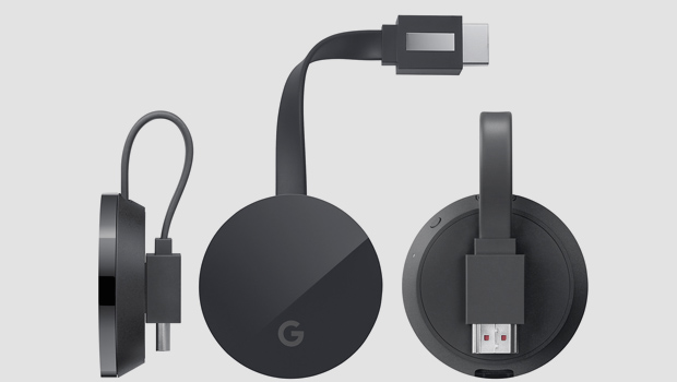 chromecast 4k Google Quietly Launches Redesigned Chromecast