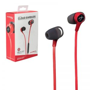 cloud earbuds hyperx 300x300 HyperX Unveils Cloud Earbuds For Mobile Gaming