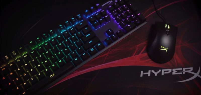 666af59546c HyperX recently released the latest addition to their gaming hardware range  with the HyperX Alloy FPS RGB Gaming Keyboard ($189). A follow up to the iF  ...