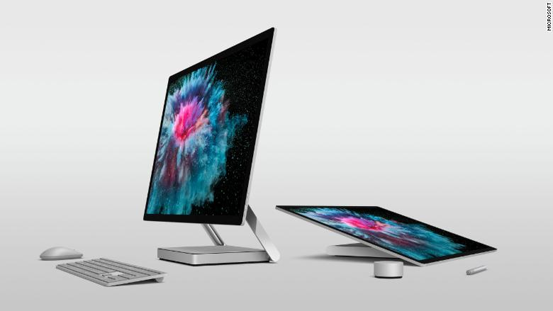 microsoft surface Microsoft Releases Next Gen Surface Devices