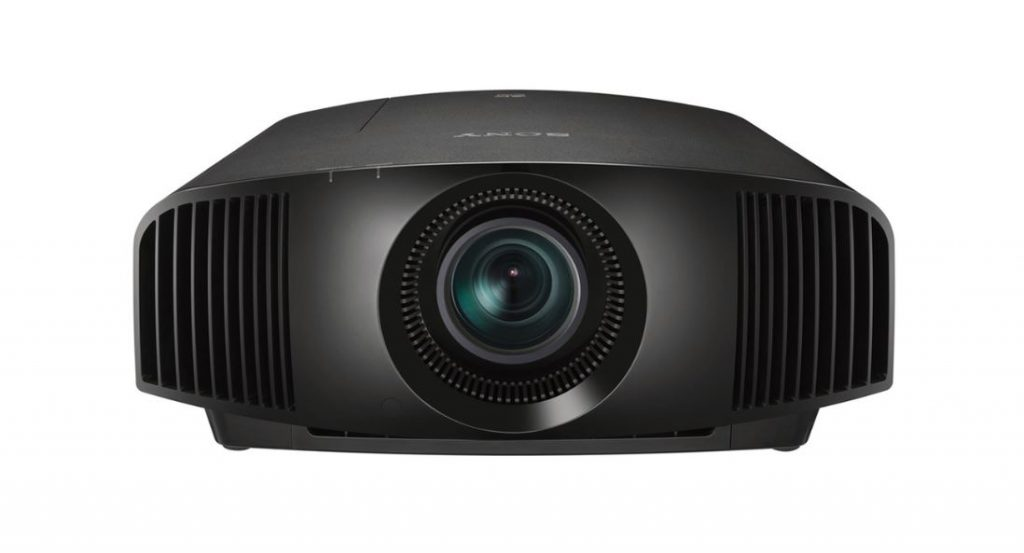 vpl vw270es Sony Launches New 4K HDR Home Cinema Projectors