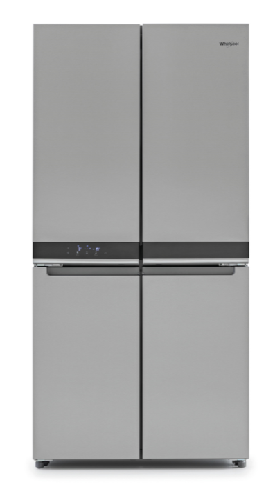 whirlpool 2 Whirlpool Launches First French Door Fridge Freezer