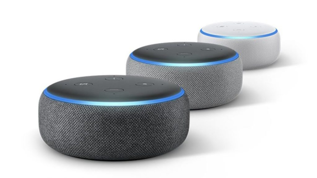 100 million devices sold with its Alexa smart assistant built