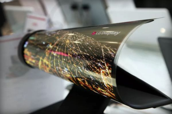 lg flessibile LG To Sell 65 Inch Rollable OLED TV 2019