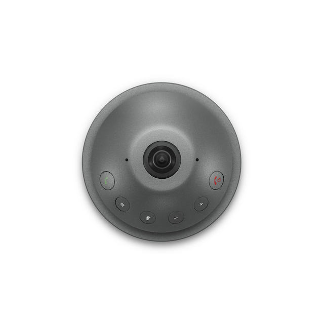 lenovo voip speaker 5 CES 2019: Lenovo Unveil Mini Video Conferencing Speaker