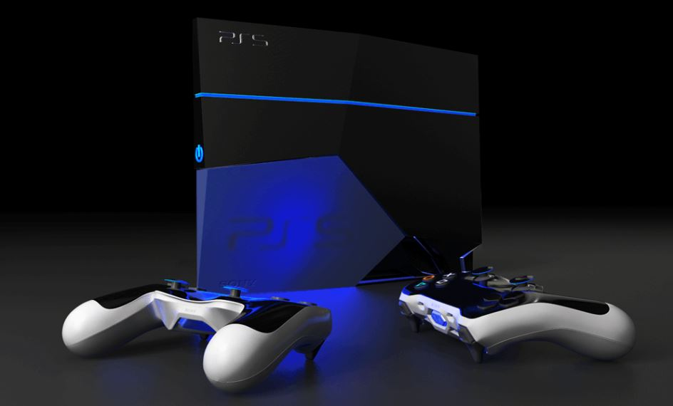 ps5 mock up Sony Working On PS5 Titles