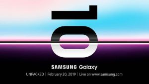 samsung s10 launch 300x169 Samsung Galaxy S10 Tipped To Support WiFi 6