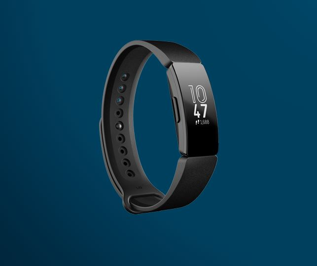Fitbit launches Inspire fitness tracker but only businesses can acquire it