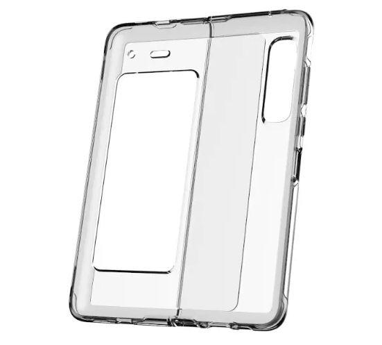 Galaxy Fold Clear Case Samsung Galaxy Fold Cases Revealed