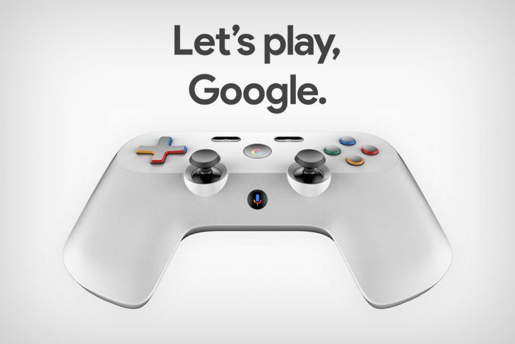 "Google Game controler 02 1024x683 Google Teases ""The Future Of Gaming"""