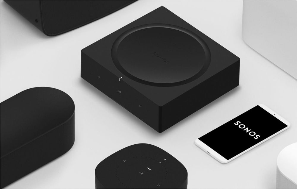 amp control Sonos Has A New Amp… Don't Bother As It's Expensive & Their Speakers Are Only 16Bit