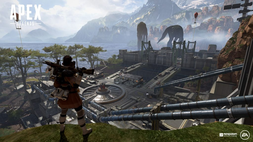 Apex Legends Celebrates Massive Player Milestone