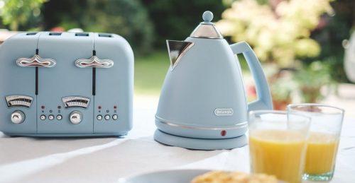 delonghi 2 ALDI Unveil $130 De'Longhi Kettle & Toaster Combo
