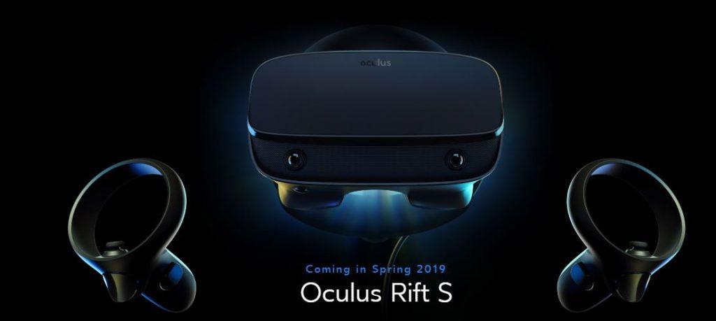 oculus vr 1024x459 Facebook Unveils Upgraded Oculus Rift S VR Headset