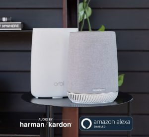 orbi voice 3 300x276 Netgear Release World First Hybrid Smart Speaker Router