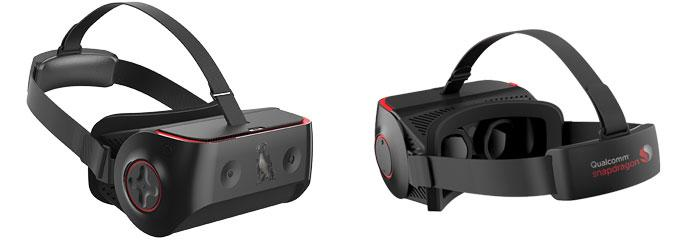 snapdragon vr ref Qualcomm Reveals Wireless VR Headset