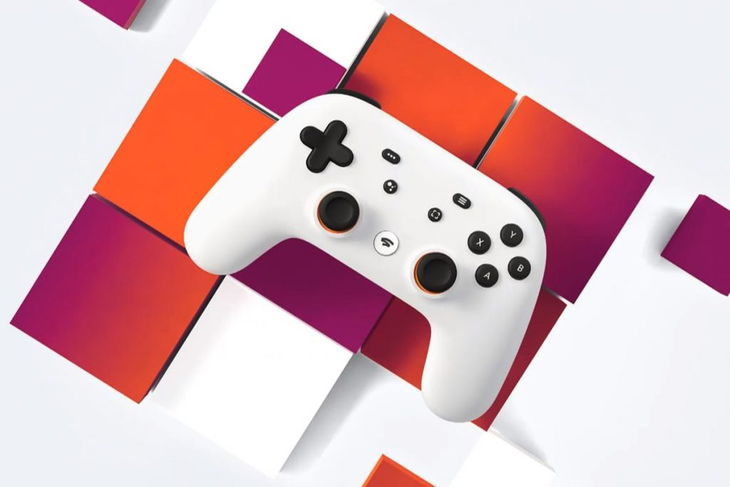 stadia.0 Google Brings Game Streaming Service To Non Google Phones