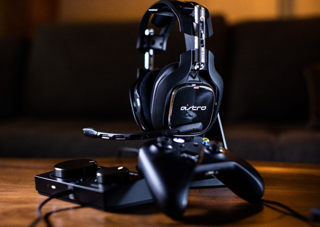 abd01275dad Logitech-owned ASTRO Gaming has unveiled its 4th generation A40 Tournament  Ready (TR) headset and MixAmp Pro TR designed for pro-gamers and built for  use ...