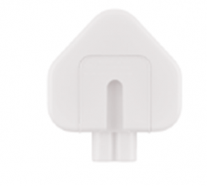 Affected Apple wall plug adaptor showing slot 300x269 Apple Adaptors Recalled Over Shock Risk