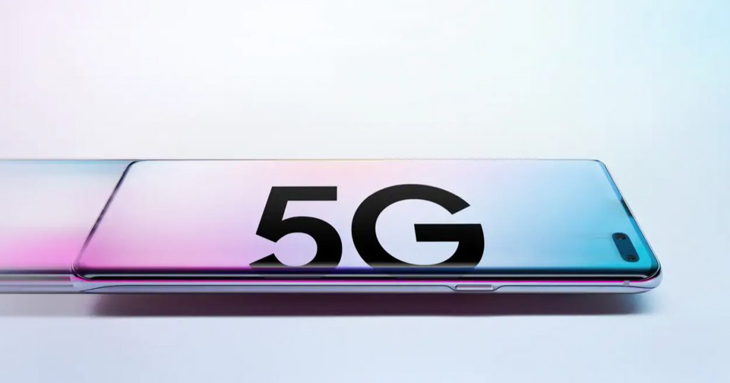 Samsung 5G ready smartphone As Telstra Spruik 5G Samsung Is Moving To 6G