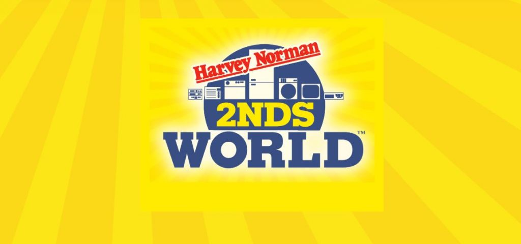 Harvey Norman Name Added To 2nds World – channelnews